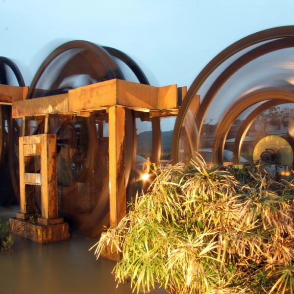 新北市 休閒旅遊 景點 景點其他 福德水車生態園區