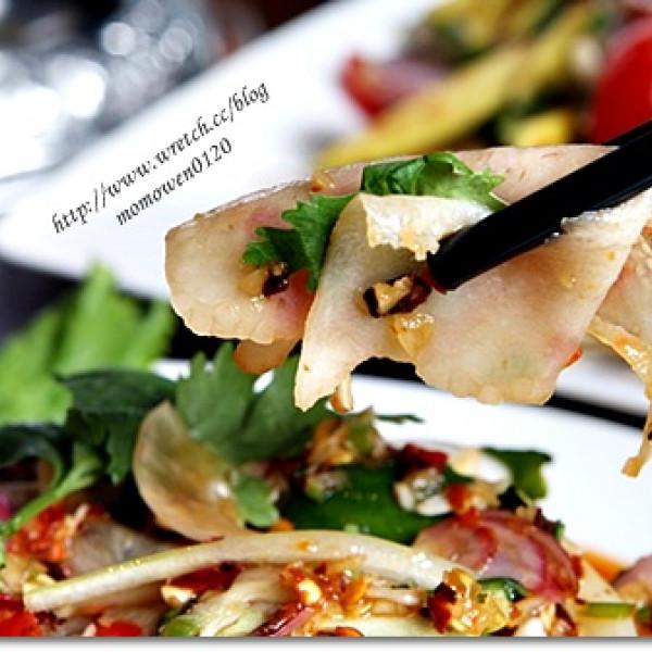 高雄市 美食 餐廳 異國料理 泰式料理 泰航平價泰式料理 (明誠店)