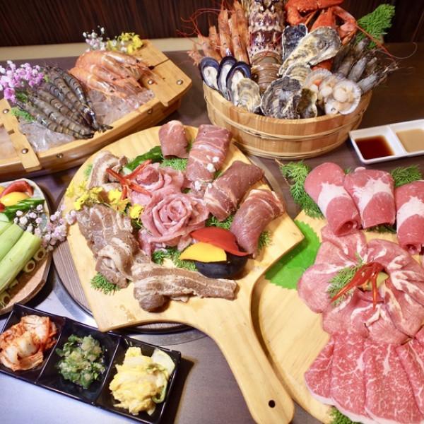 新北市 美食 餐廳 餐廳燒烤 燒肉 燒肉眾精緻炭火燒肉 (板橋店)