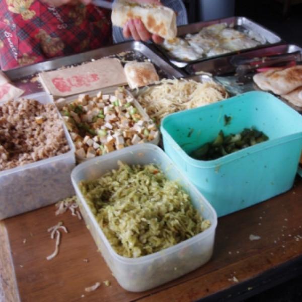 高雄市 美食 餐廳 中式料理 小吃 海青王家燒餅