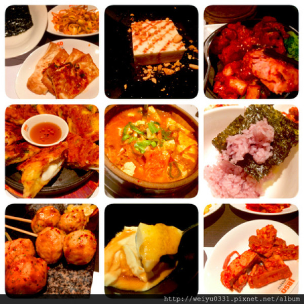 台北市 美食 餐廳 異國料理 韓式料理 涓豆腐 (敦南店)