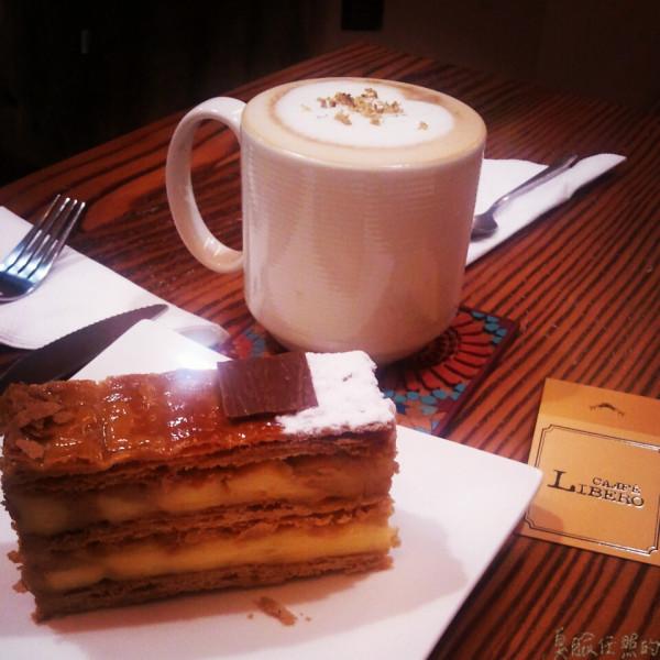 台北市 餐飲 咖啡館 Caffè Libero 咖啡小自由