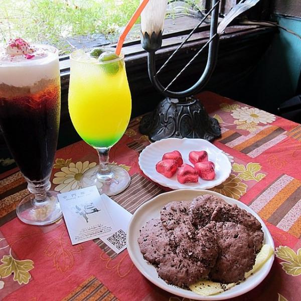 台南市 美食 餐廳 咖啡、茶 咖啡館 窄門咖啡館