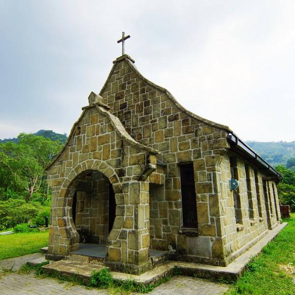 桃園市 休閒旅遊 景點 古蹟寺廟 基國派老教堂