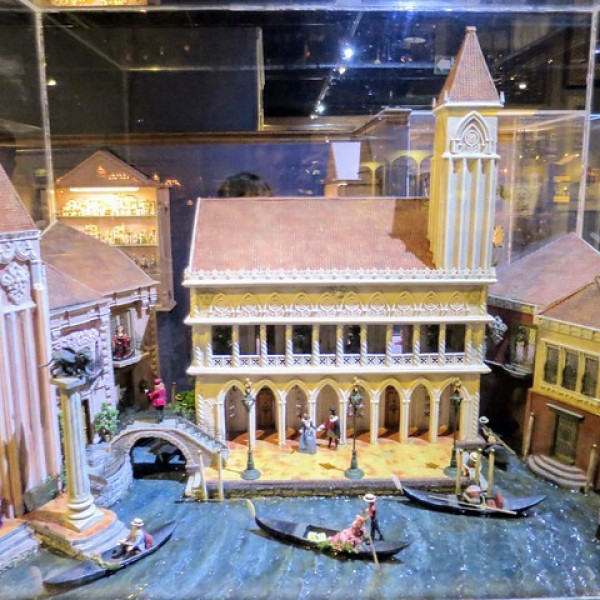 台北市 觀光 博物館‧藝文展覽 袖珍博物館