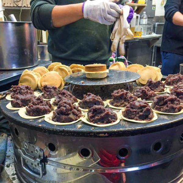 台北市 美食 攤販 甜點、糕餅 晴光紅豆餅(大安店)