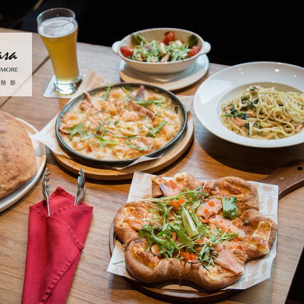 台北市 餐飲 義式料理 Vasa Pizzeria 瓦薩比薩 (內科店)