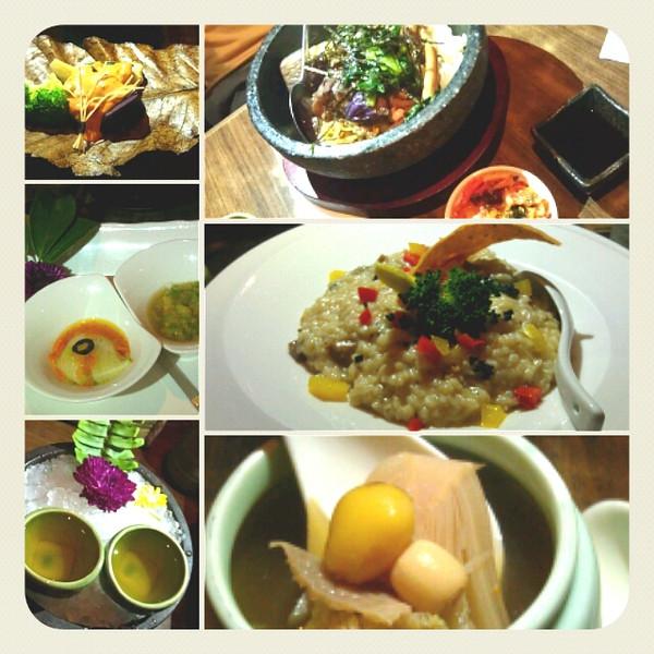 台北市 美食 餐廳 素食 素食 陽明春天 (忠孝店)