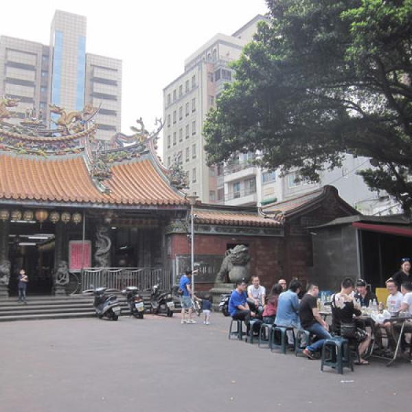 台北市 餐飲 夜市攤販小吃 魷魚標 (慈聖宮小吃街)