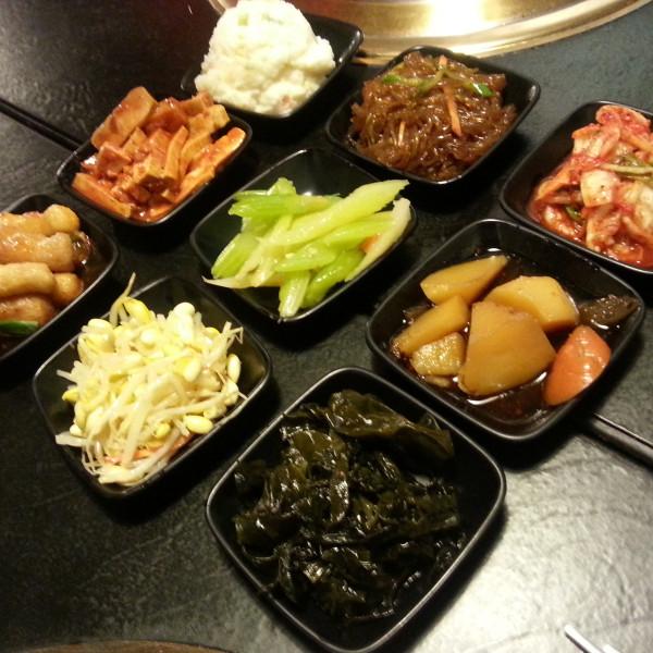 台北市 美食 餐廳 異國料理 韓式料理 韓琳