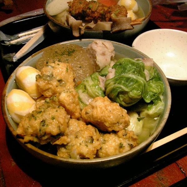 台北市 美食 餐廳 異國料理 日式料理 太鼓判 ODEN BAR