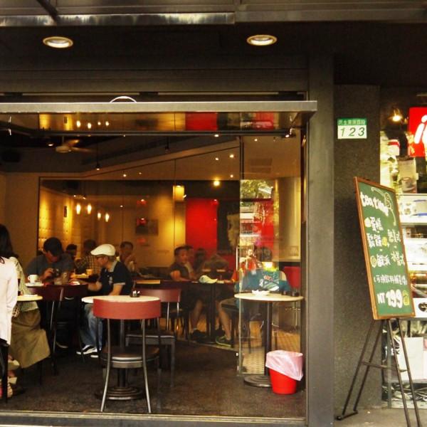 台北市 美食 餐廳 咖啡、茶 咖啡館 ILLY意利咖啡館