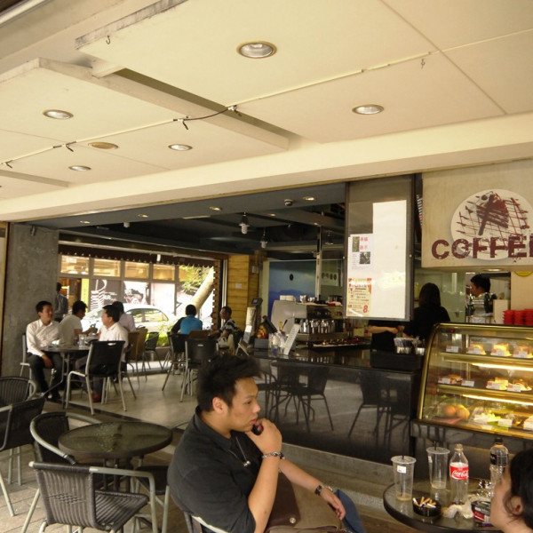 台北市 美食 餐廳 咖啡、茶 咖啡館 8克cafe