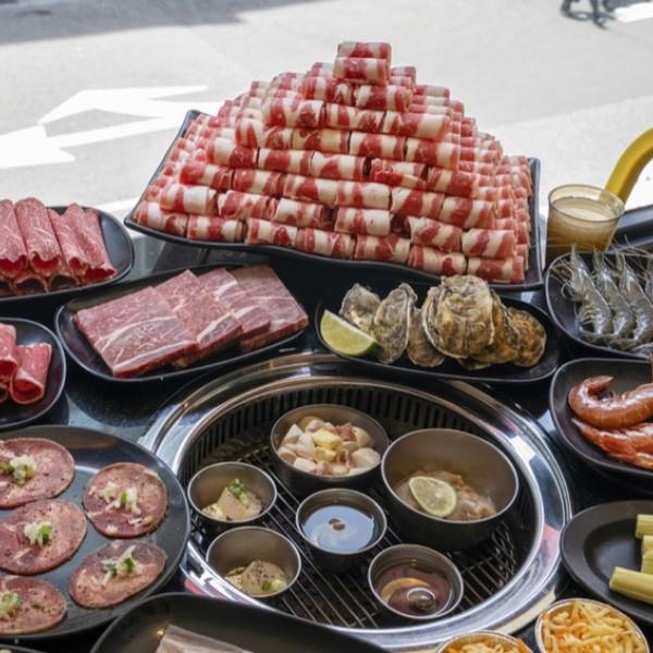台北市 美食 餐廳 餐廳燒烤 燒肉 熊一燒肉