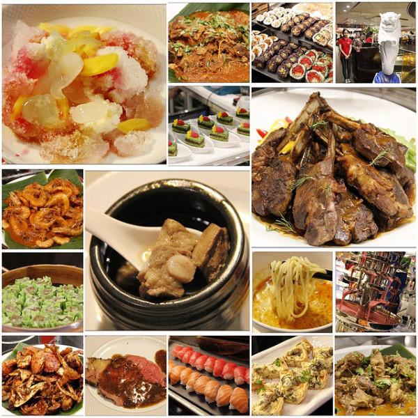 台北市 美食 餐廳 異國料理 多國料理 遠東Cafe自助餐廳