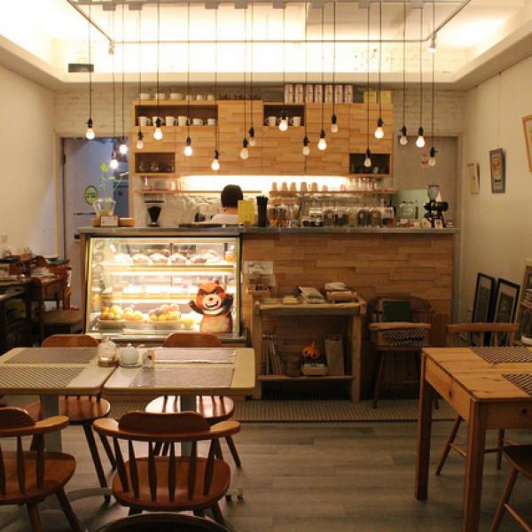台北市 美食 餐廳 咖啡、茶 咖啡館 點點咖啡dots café