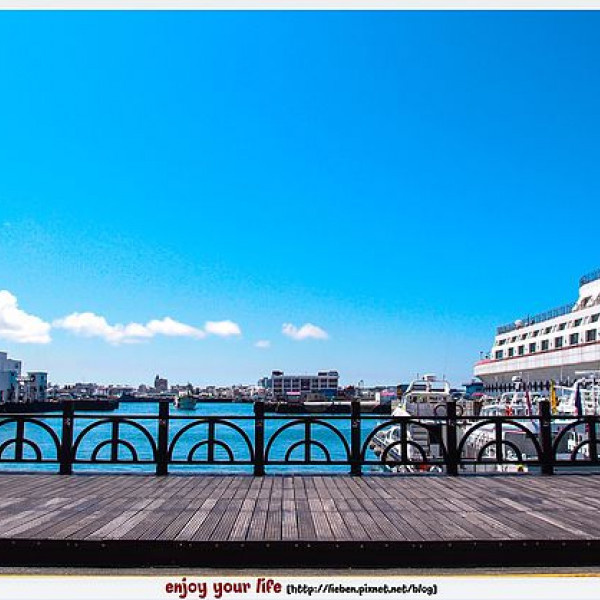 澎湖縣 休閒旅遊 景點 海邊港口 摩西分海