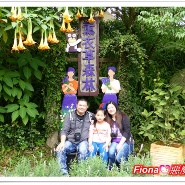 台中市 休閒旅遊 薰衣草森林 (新社店)