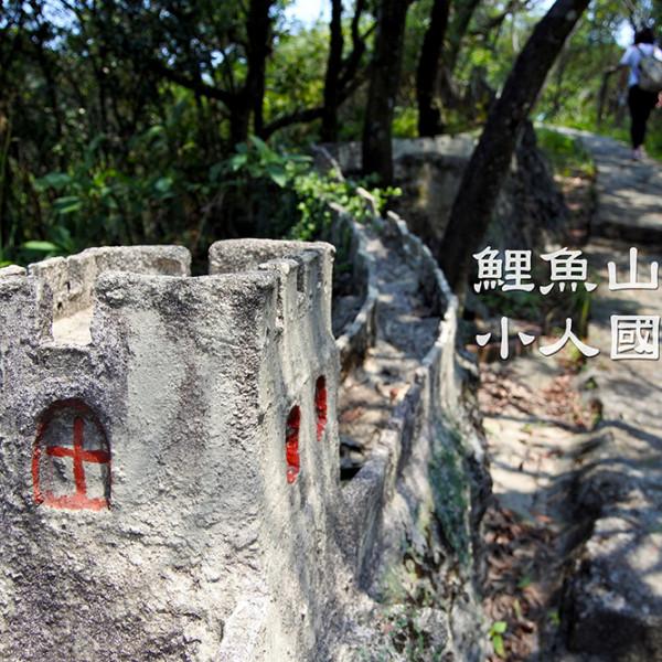 台北市 休閒旅遊 景點 景點其他 鯉魚山步道