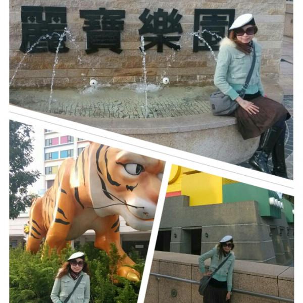 台中市 休閒旅遊 景點 主題樂園 麗寶樂園