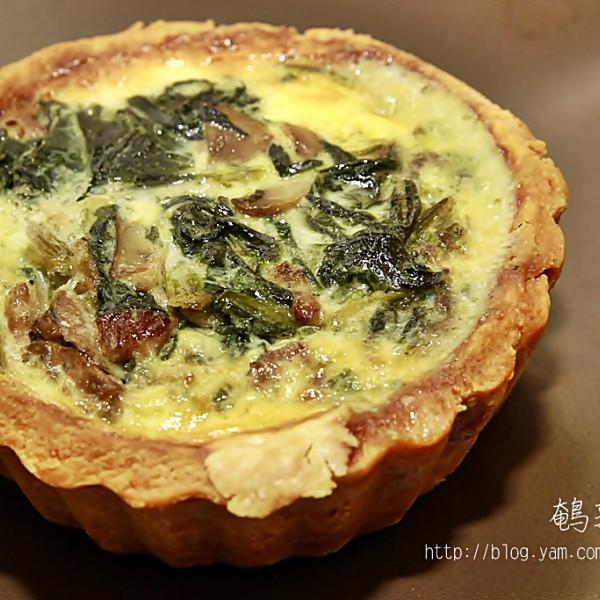 台南市 美食 餐廳 咖啡、茶 咖啡館 鵪鶉鹹派