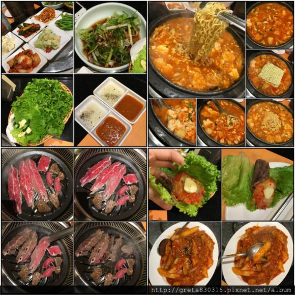 台北市 餐飲 韓式料理 明洞館二館
