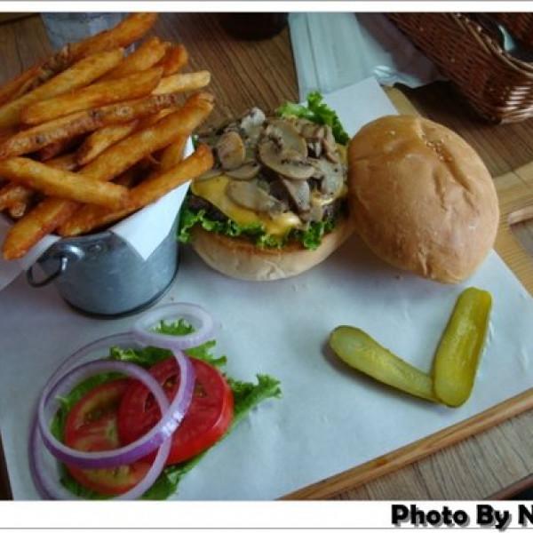 台北市 美食 餐廳 異國料理 美式料理 1885 Burger Store