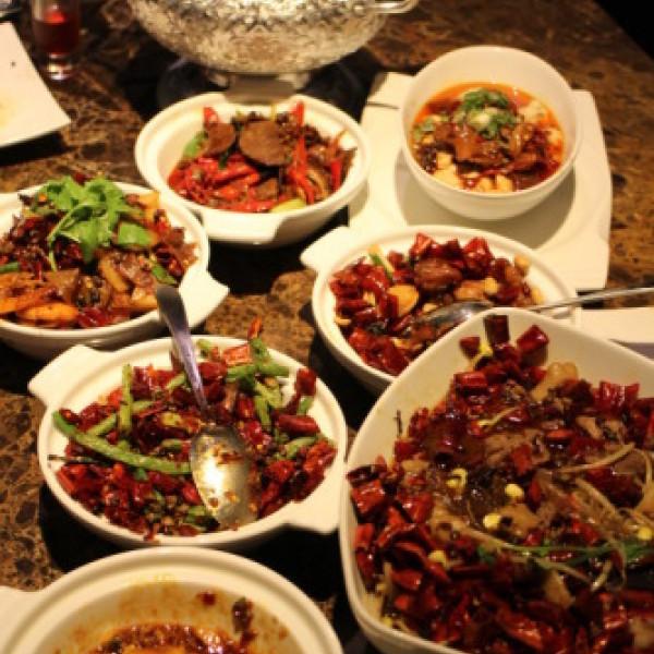 台北市 餐飲 中式料理 川譜