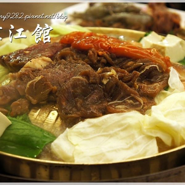 台北市 美食 餐廳 異國料理 韓式料理 韓江館銅盤烤肉