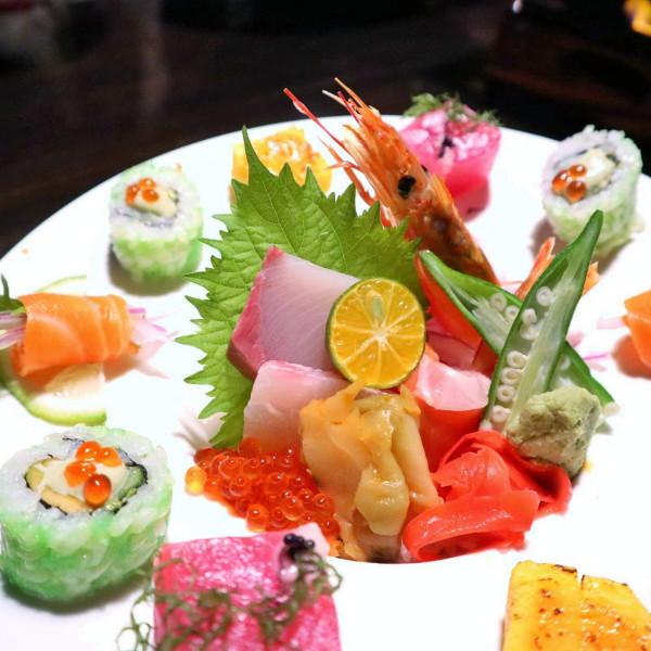 台北市 美食 餐廳 異國料理 日式料理 DOZO創作和食居酒屋