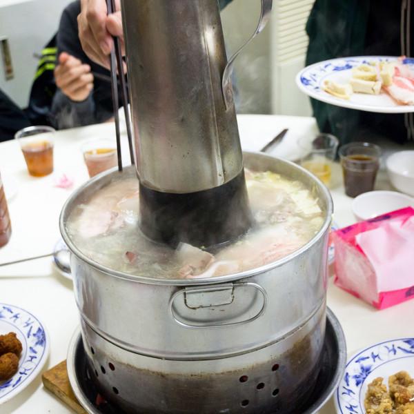 台北市 美食 餐廳 中式料理 北平菜 勵進餐廳 (台電員工餐廳)