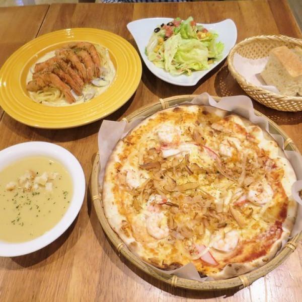 新北市 美食 餐廳 異國料理 異國料理其他 慢慢來PIZZA屋