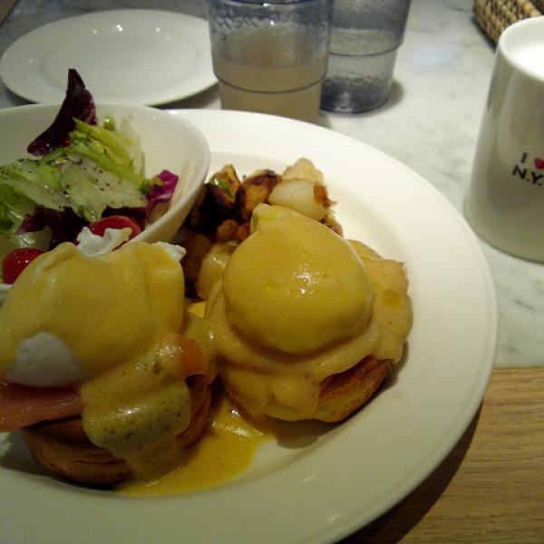 台北市 美食 餐廳 異國料理 美式料理 N.Y. BAGELS CAFÉ(信義店)