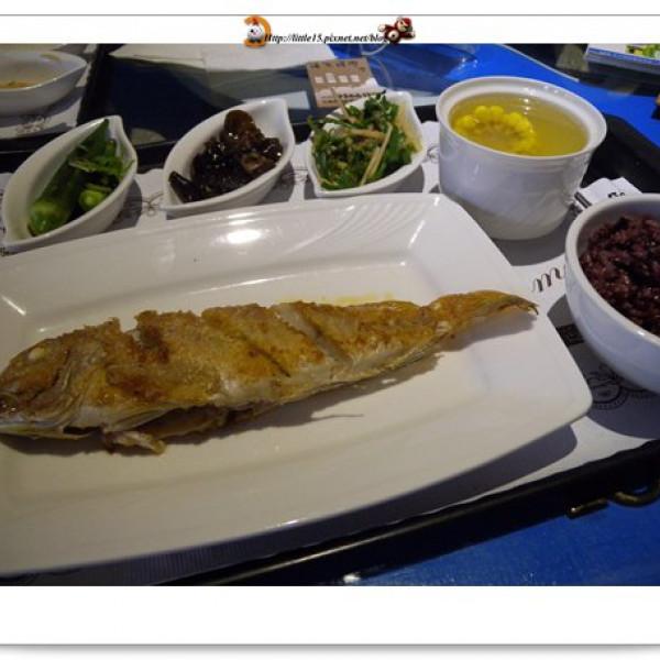 宜蘭縣 餐飲 台式料理 漫不經心 地中海風格裝潢