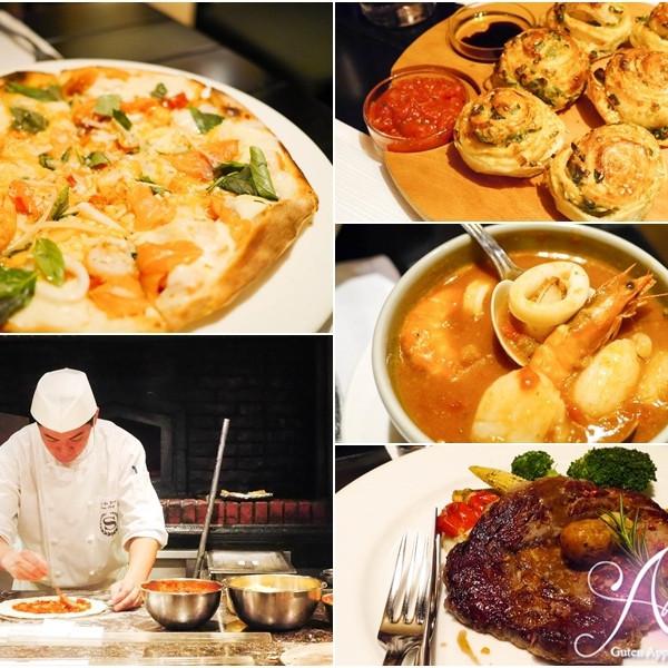 台北市 美食 餐廳 異國料理 義式料理 喜來登比薩屋