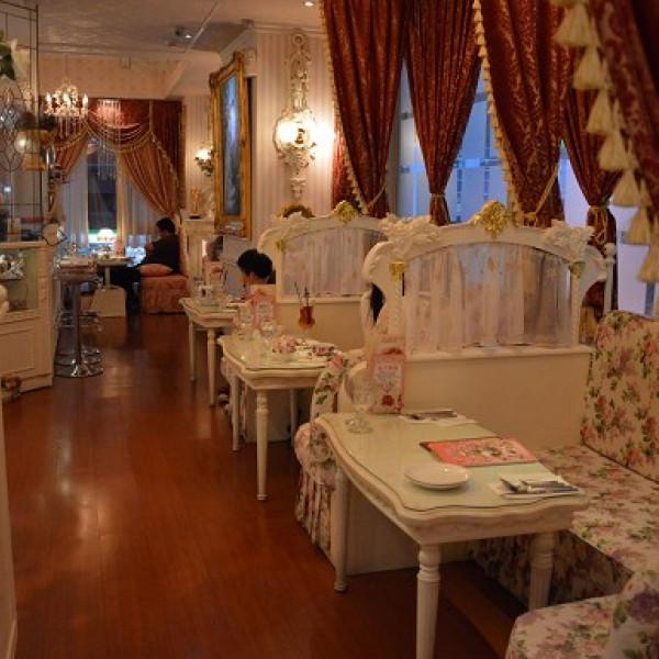 台北市 美食 餐廳 咖啡、茶 咖啡館 維多利亞花園 VICTORIA GARDEN