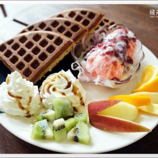 台中市 美食 餐廳 咖啡、茶 咖啡館 七天出走  7 days away Café+B&B