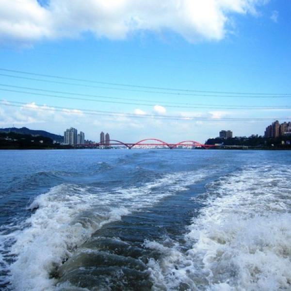 台北市 休閒旅遊 景點 海邊港口 淡水藍色公路