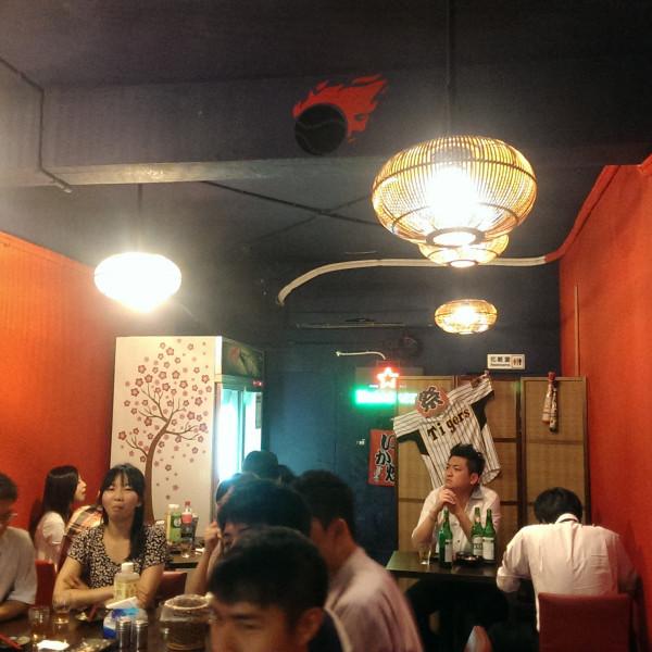 台北市 美食 餐廳 餐廳燒烤 串燒 酐酌串燒居酒屋