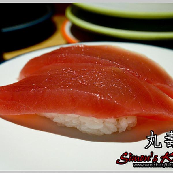 台北市 美食 餐廳 異國料理 日式料理 丸壽司 (微風本館)