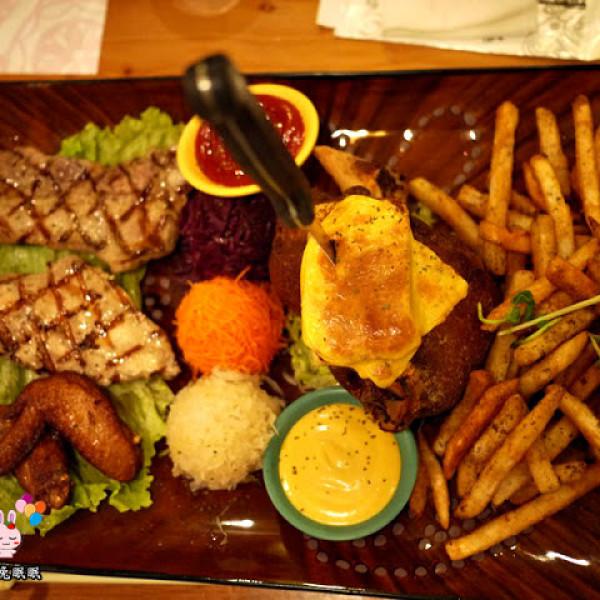 台中市 餐飲 多國料理 德式料理 德國秘密旅行