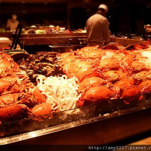 桃園市 美食 餐廳 異國料理 多國料理 桃園翰品酒店Ca Va西餐廳