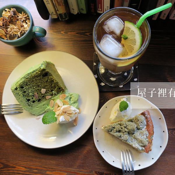 嘉義市 美食 餐廳 飲料、甜品 飲料、甜品其他 屋子裡有甜點