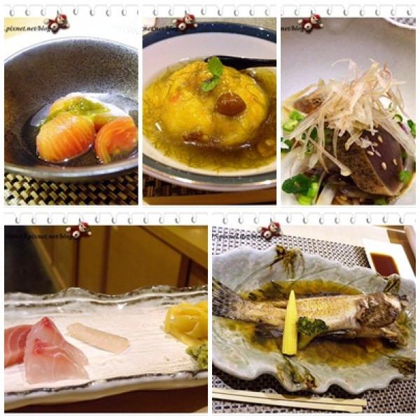 台北市 美食 餐廳 異國料理 日式料理 旬彩四季料理
