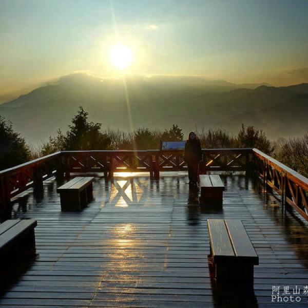 嘉義縣 休閒旅遊 景點 車站 阿里山鐵道祝山車站