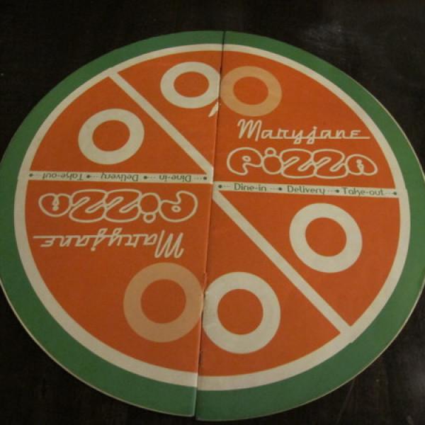 台北市 美食 餐廳 異國料理 義式料理 Maryjane Pizza 瑪莉珍比薩(大直店)