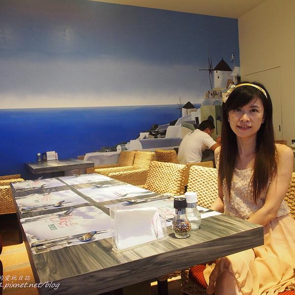 基隆市 美食 餐廳 異國料理 義式料理 希臘天空