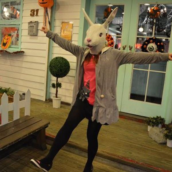 台北市 美食 餐廳 異國料理 美式料理 兔子兔子 Rabbit Rabbit 美式漢堡餐廳 (東區2店)