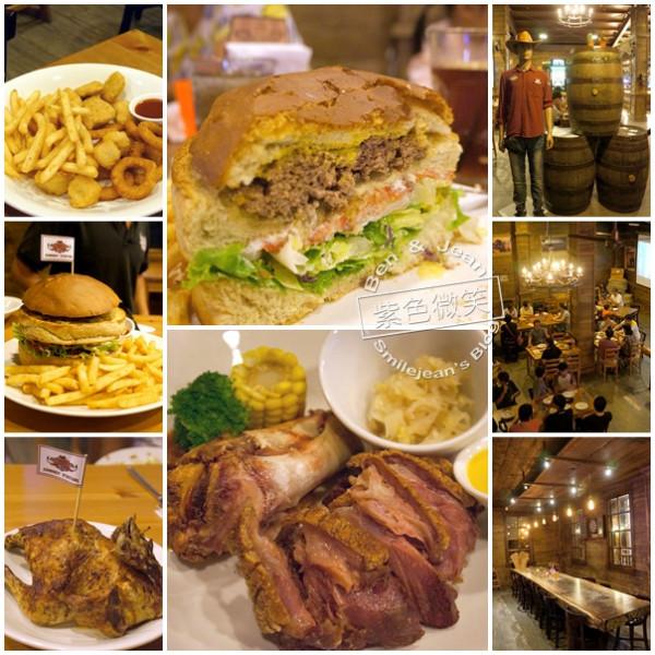 宜蘭縣 美食 餐廳 異國料理 COWBOY STATION 牛仔驛站