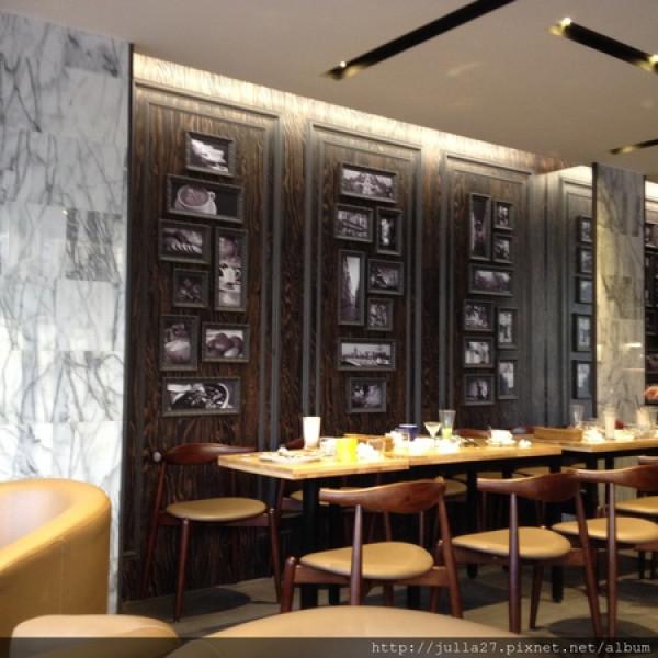 台中市 美食 餐廳 速食 早餐速食店 Café De Flore花神咖啡館